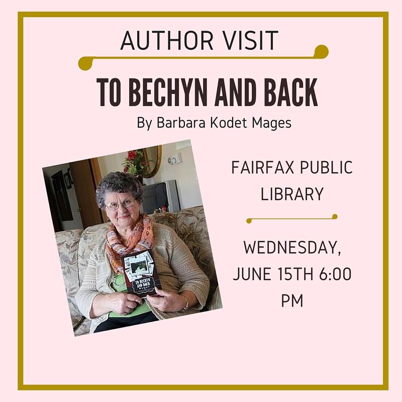 Author visit - web